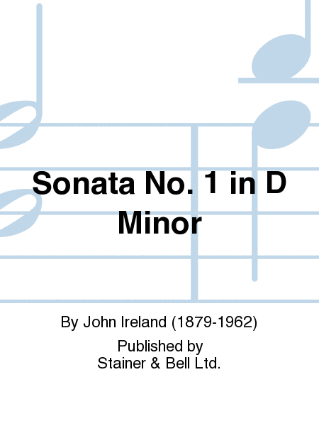 Sonata No. 1 in D Minor