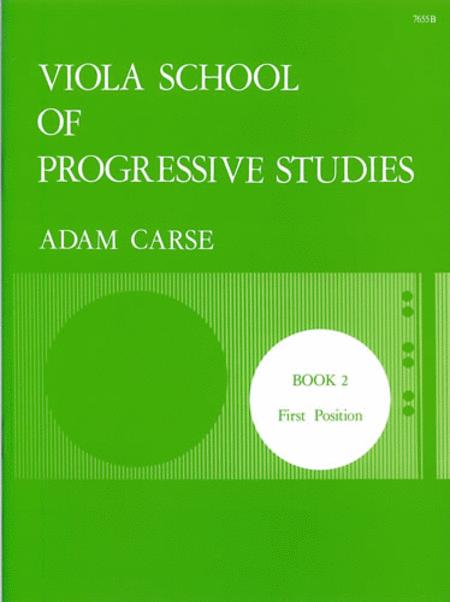 Viola School of Progressive Studies, Book 2