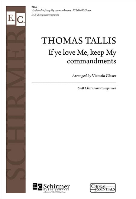 If Ye Love Me, Keep My Commandments