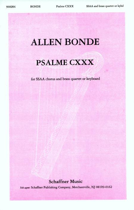 Psalme CXXX