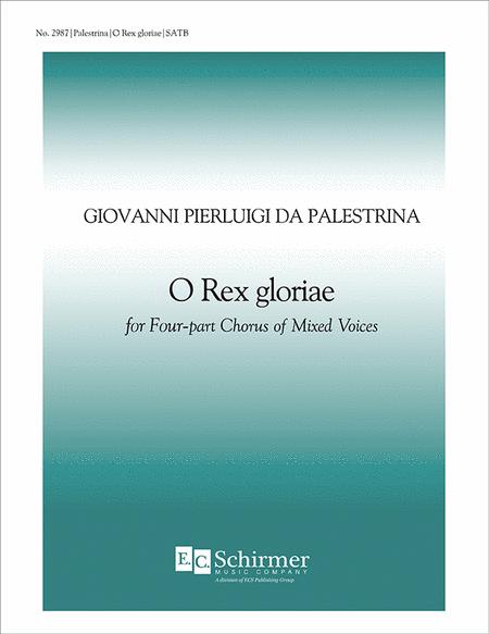 O Rex gloriae
