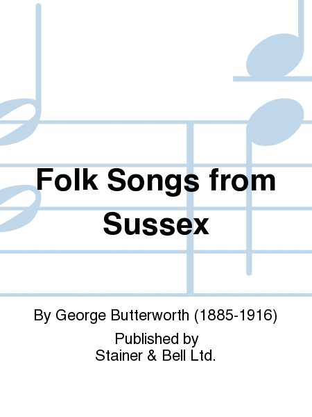 Folk Songs from Sussex