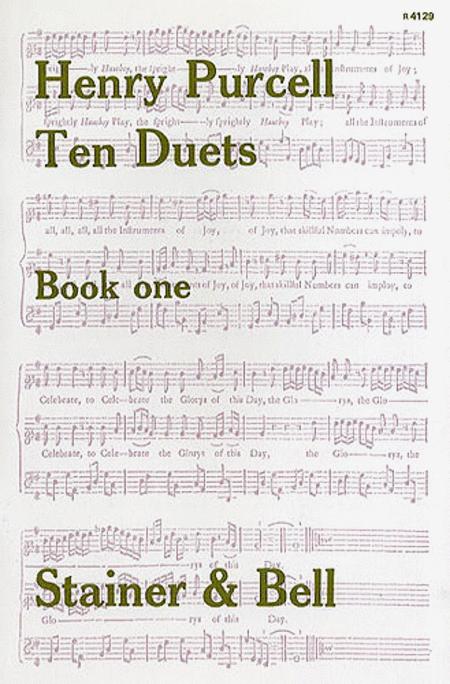 Ten Duets, Book 1