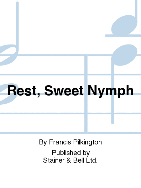 Rest, Sweet Nymph