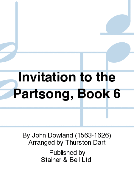 Invitation to the Partsong, Book 6