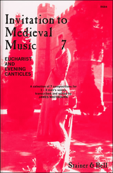 Invitation to Medieval Music, Book 7