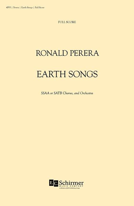 Earthsongs (Full Score)