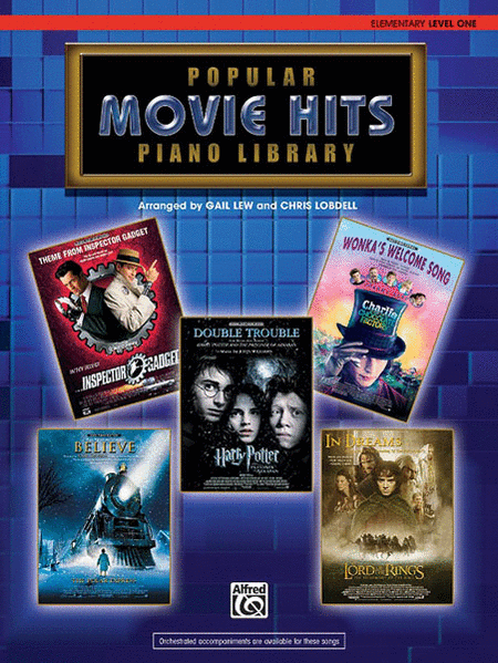 Movie Hits Level 1 (Book & CD)