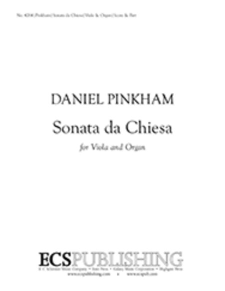 Sonata da Chiesa (Score & Part)