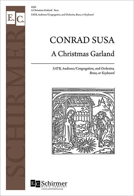 A Christmas Garland (Choral Score)