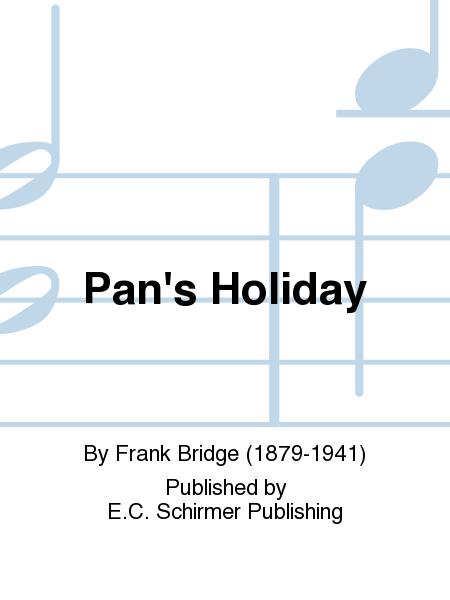 Pan's Holiday