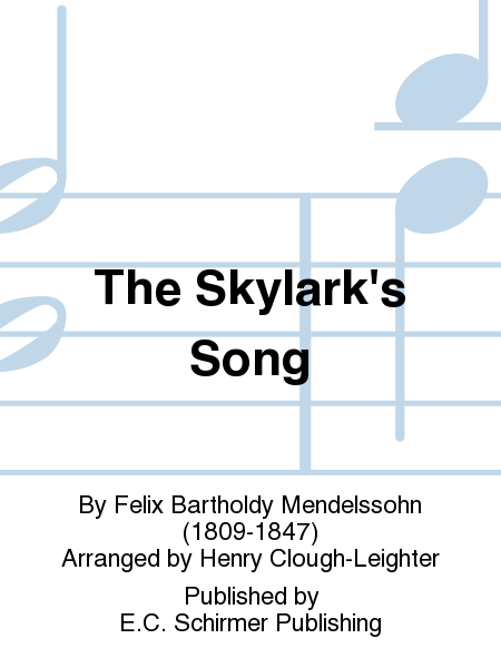 The Skylark's Song