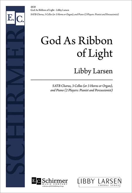 God As Ribbon of Light