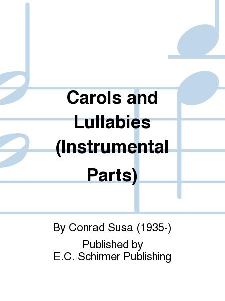 Carols and Lullabies (Instrumental Parts)