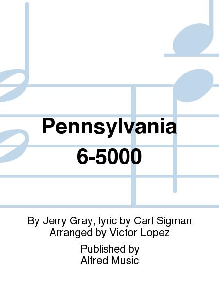 Pennsylvania 6-5000