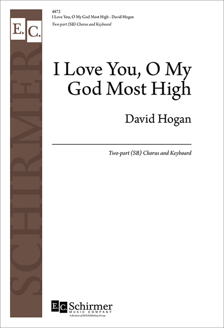 I Love You, O My God Most High
