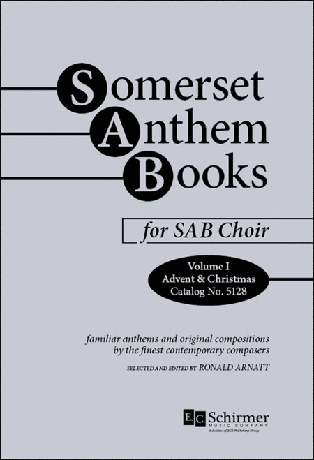 Somerset Anthem Books, Volume I