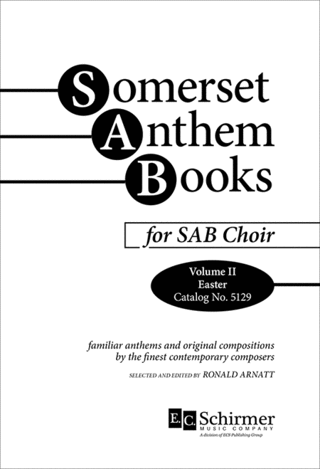 Somerset Anthem Books, Volume II