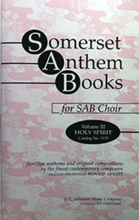 Somerset Anthem Books, Volume III