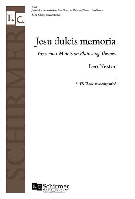 Jesu dulcis memoria