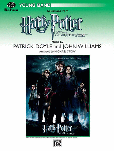 Harry Potter and the Goblet of Fire, Selections from
