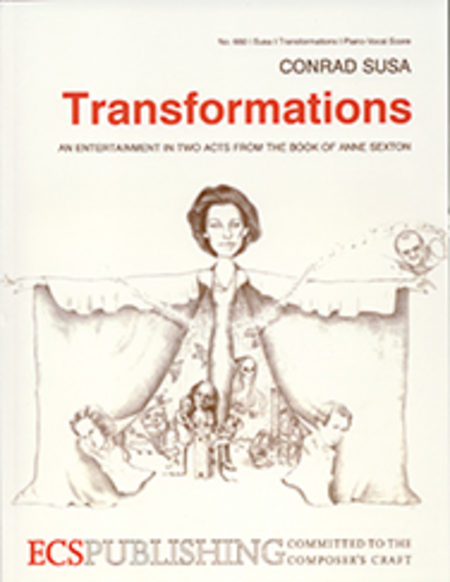 Transformations (Vocal Score)