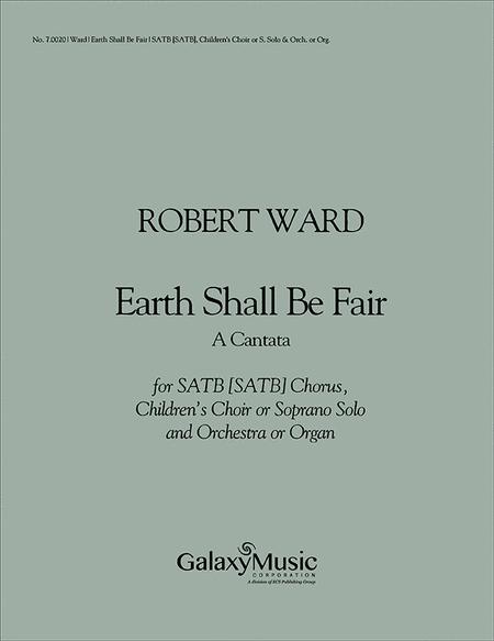 Earth Shall Be Fair