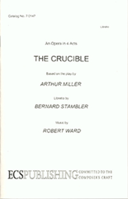 The Crucible (Libretto)