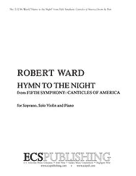 Hymn to the Night