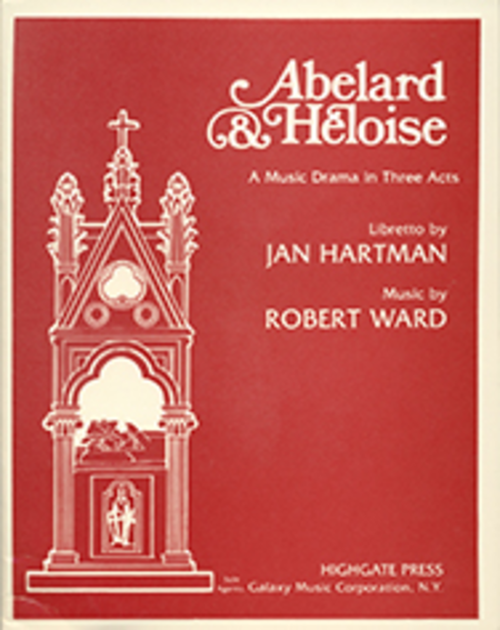 Abelard and Heloise (Libretto)