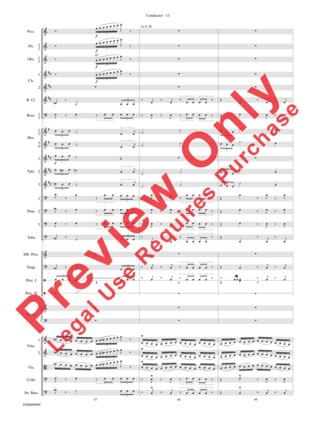Concert Suite from Star Wars: Episode III Revenge of the Sith