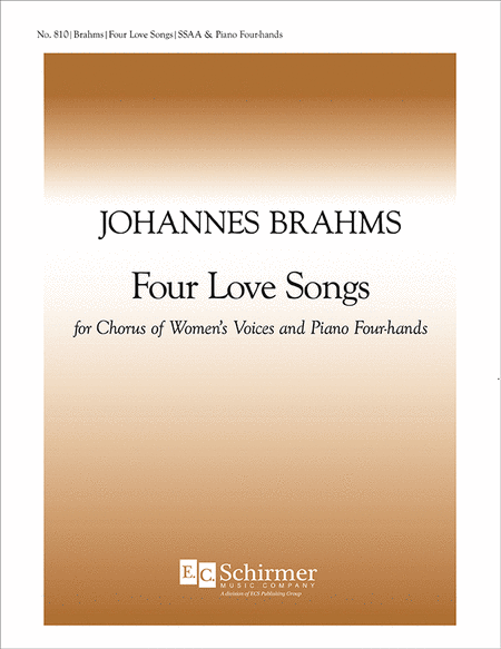 Four Love Song Waltzes, Op.52/6,9,11 & Op.65/8