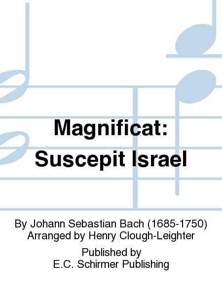 Magnificat: Suscepit Israel