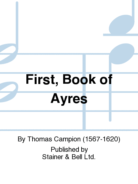 First, Book of Ayres