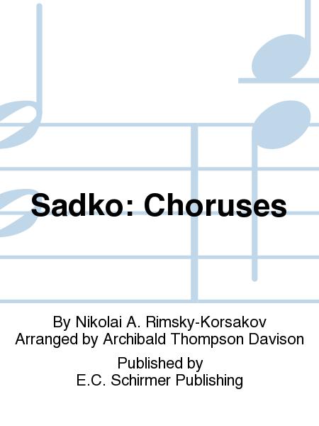 Sadko: Choruses