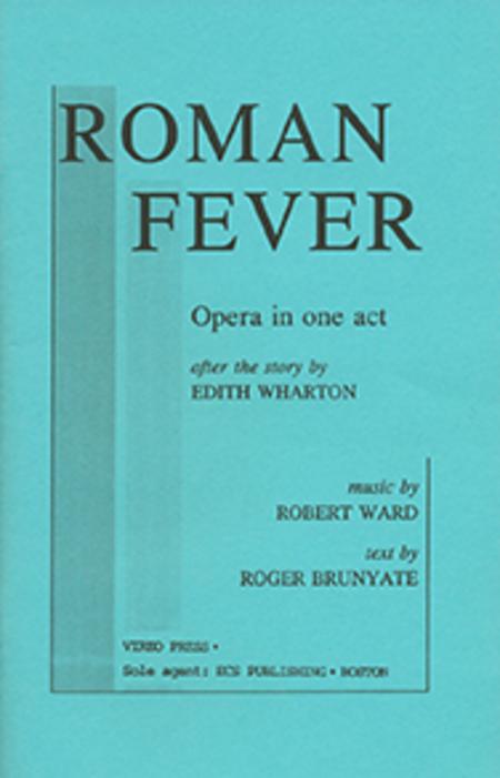 Roman Fever (Libretto)