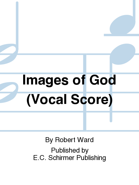 Images of God (Vocal Score)