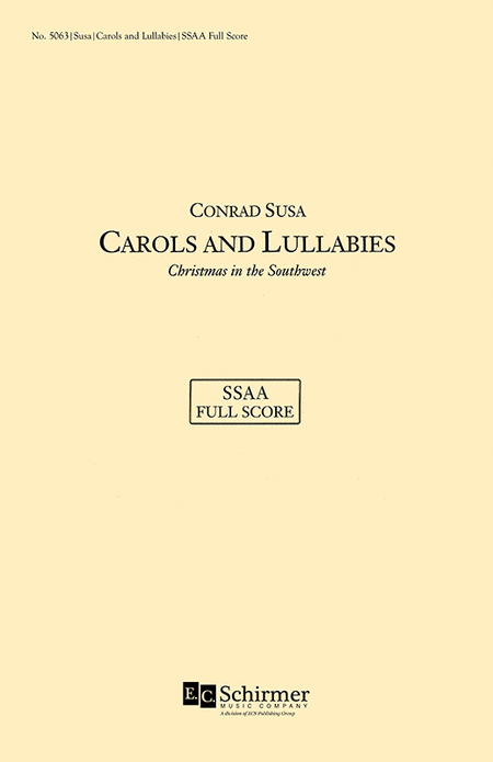 Carols and Lullabies (Full Score)