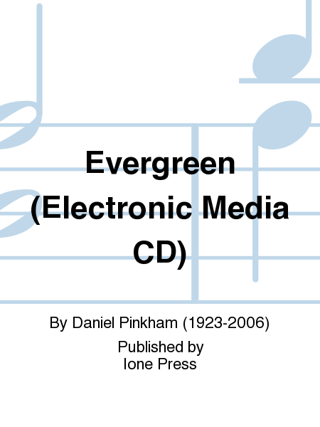 Evergreen (Electronic Media CD)