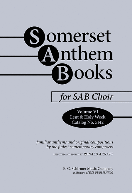 Somerset Anthem Books, Volume VI