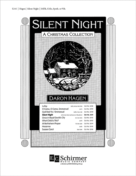 Silent Night-A Christmas Collection: Silent Night