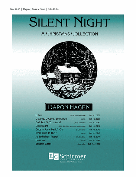 Silent Night-A Christmas Collection: Sussex Carol