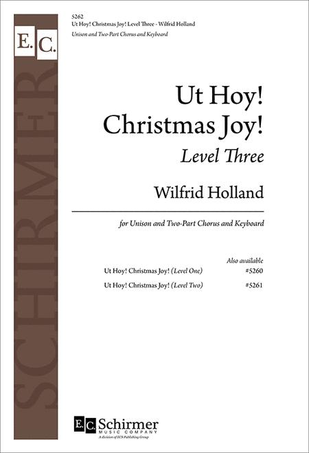 Ut Hoy! Christmas Joy! Level Three