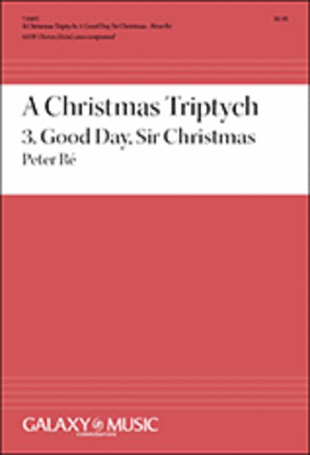 Good Day, Sir Christmas