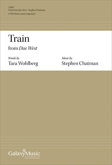 Due West: No. 1 Train