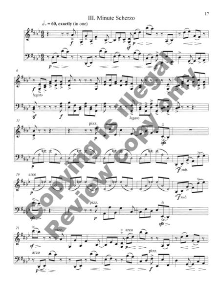 Duo for Violin and Cello