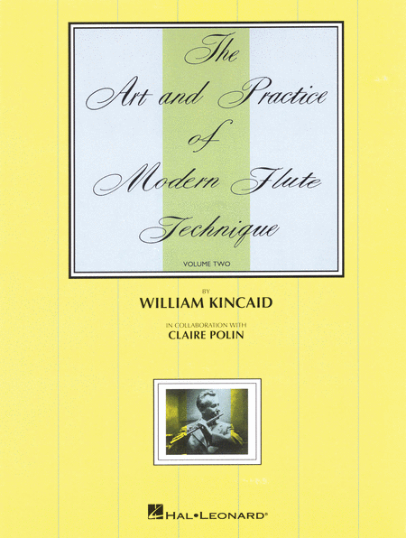 The Art and Practice of Modern Technique for Flute, Vol 2