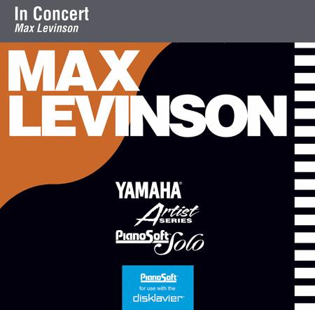 Max Levinson - In Concert