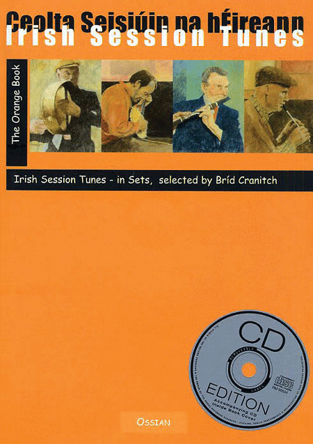 Irish Session Tunes - The Orange Book
