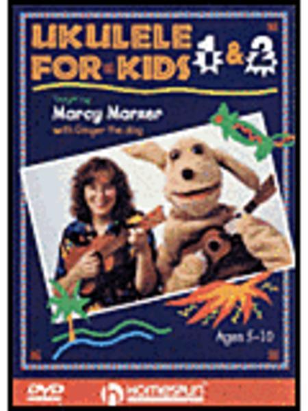 Ukulele for Kids - 2-DVD Set